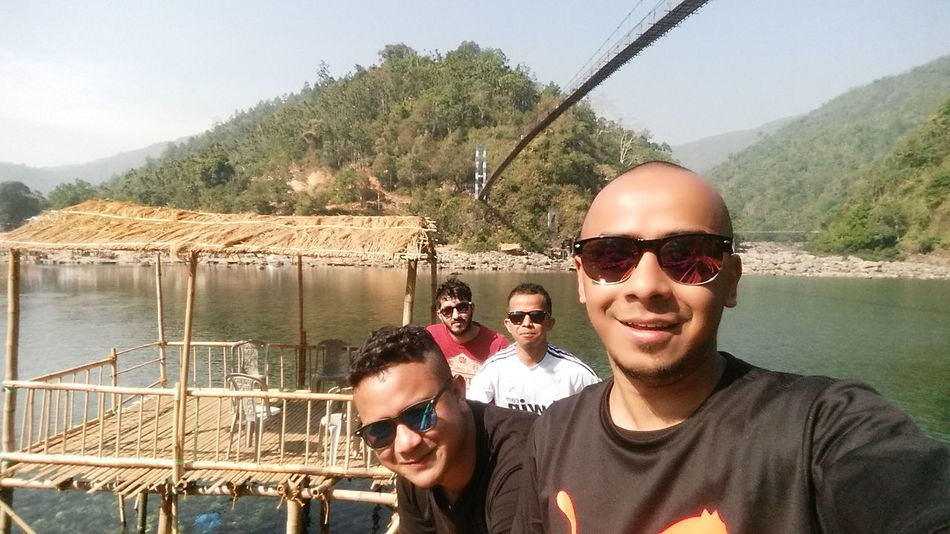 Me And My Friends Enjoying Life Selfies Fun Memiories