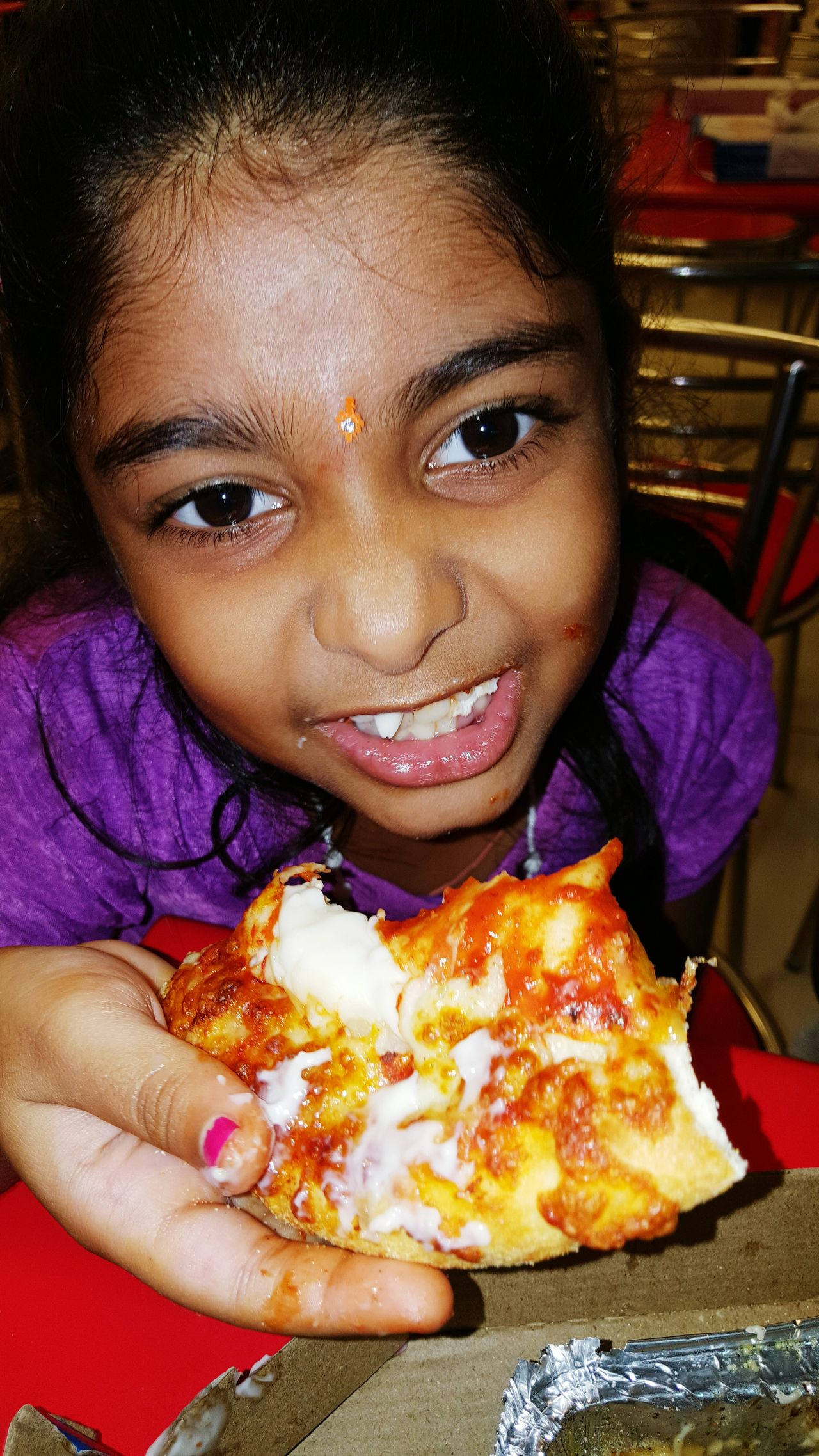 The Portraitist - 2016 EyeEm Awards Pizza Portrait Photography Portrait Of A Girl Pizza🍕 Cheese So Interesting Eyeem4photography EyeEm Gallery Young Girl Eyeem Photography EyeEm Pizza Magaritha Eating Yummy Double Cheese Cheesycrust CheesyPizza Fresh From The Oven