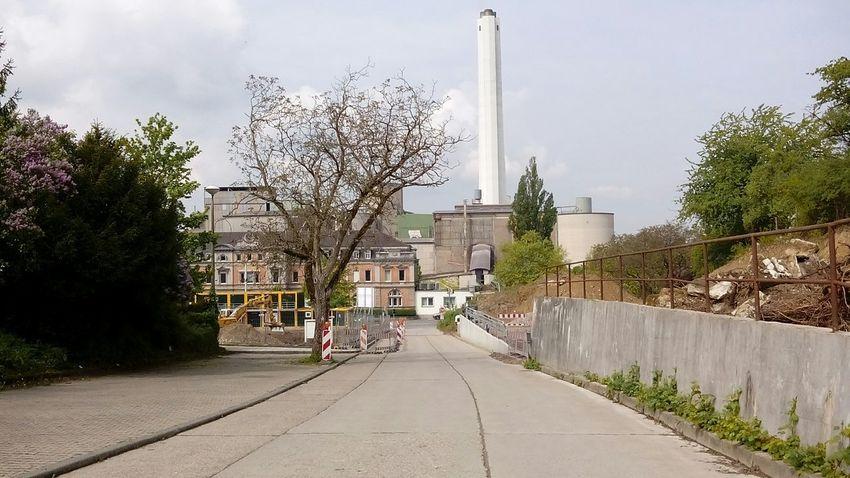 Leimen Fabrik Factory Heidelberger Fabrik