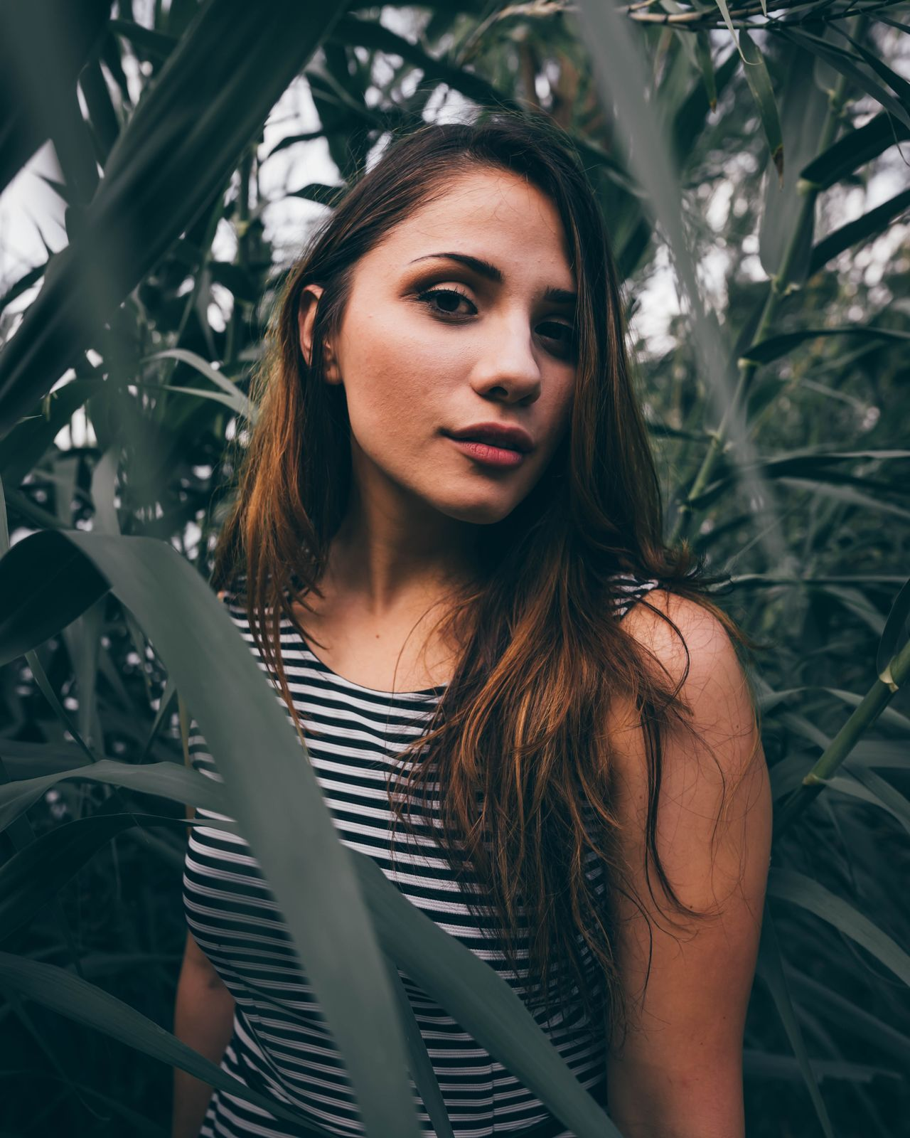 EyeEm Selects Young Adult Adult Portrait Only Women Young Women One Young Woman Only One Woman Only One Person People Beautiful Woman Adults Only Women Beautiful People Outdoors Day Nature Close-up Out Of The Box