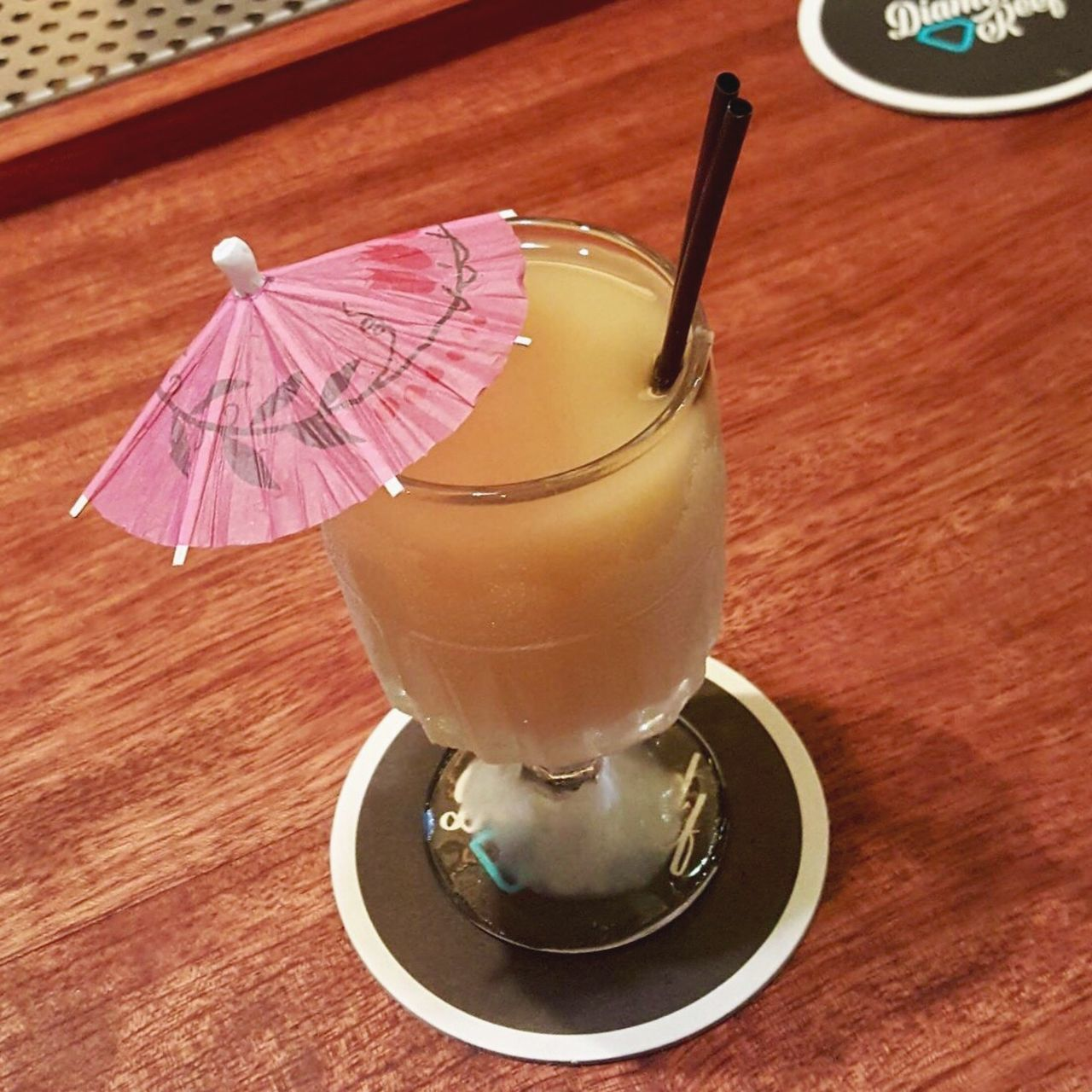 Slushee Drink Frozen Slushee Blended Drink Cocktails Ginger