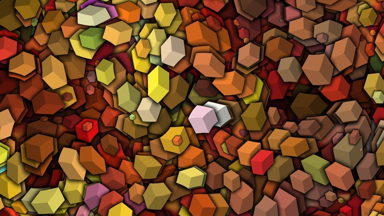 Journey to the Center of The Earth Multi Colored Pattern Backgrounds No People Art Abstract Cube Conceptual Concept Graphic Design Graphic Digital Art Generative