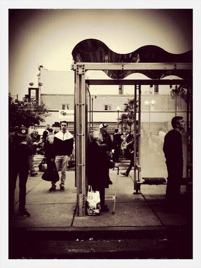 Waiting...The Moment - 2014 EyeEm Awards Street Photography Street Life Streetphotography