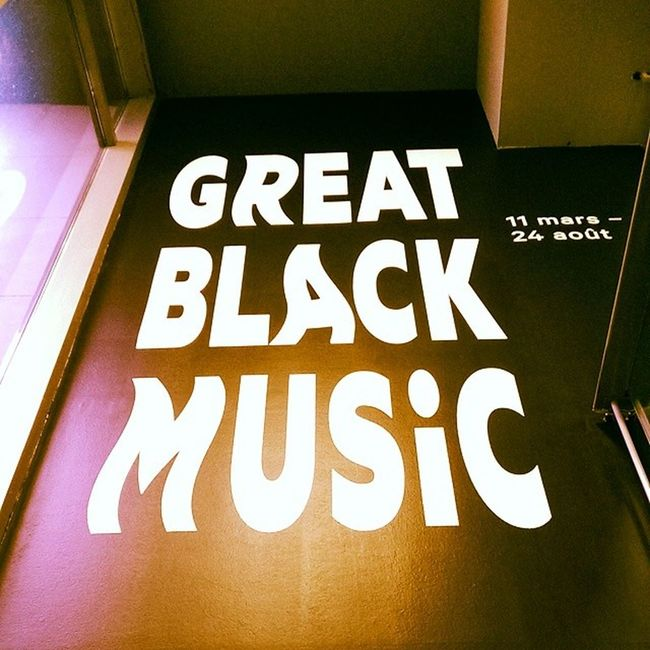 Brilliant exhibition // GREAT BLACK MUSIC Exposition Exhibition Music BlackMusic beproud roots CitédelaMusique Paris culture