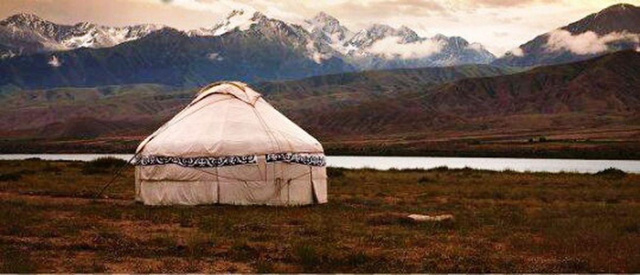 Turkmen Turkmens çadır Türkmeneli