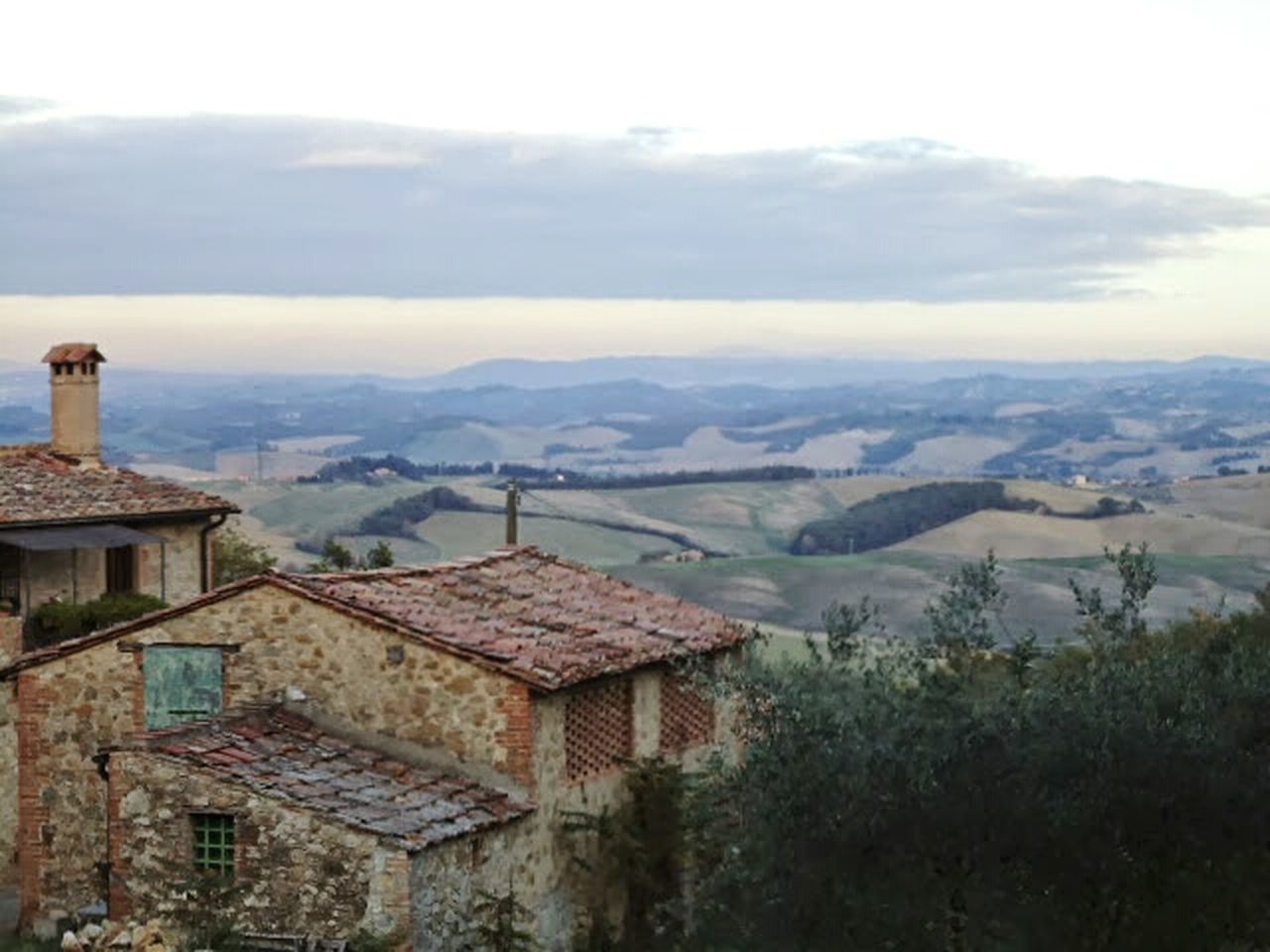 This is Tuscany | Multicolor Fields | Rustic Farmhouses | endless Sky | Lavender Haze | Travel | This Week On Eyeem | Seeing The Sights