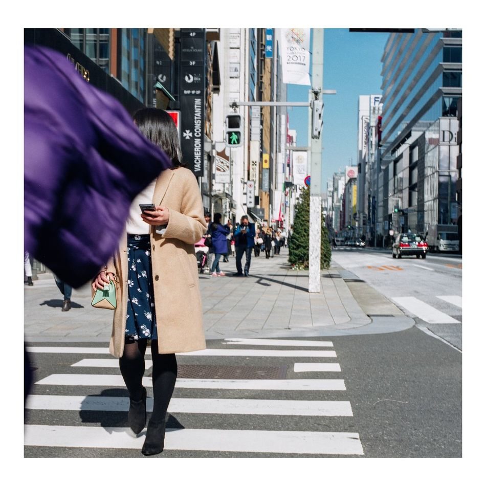 Street Streetphotography Capture The Moment Tokyo Street Photography Street Photography EyeEm Best Shots City Women Colors Hasselblad Film Film Photography