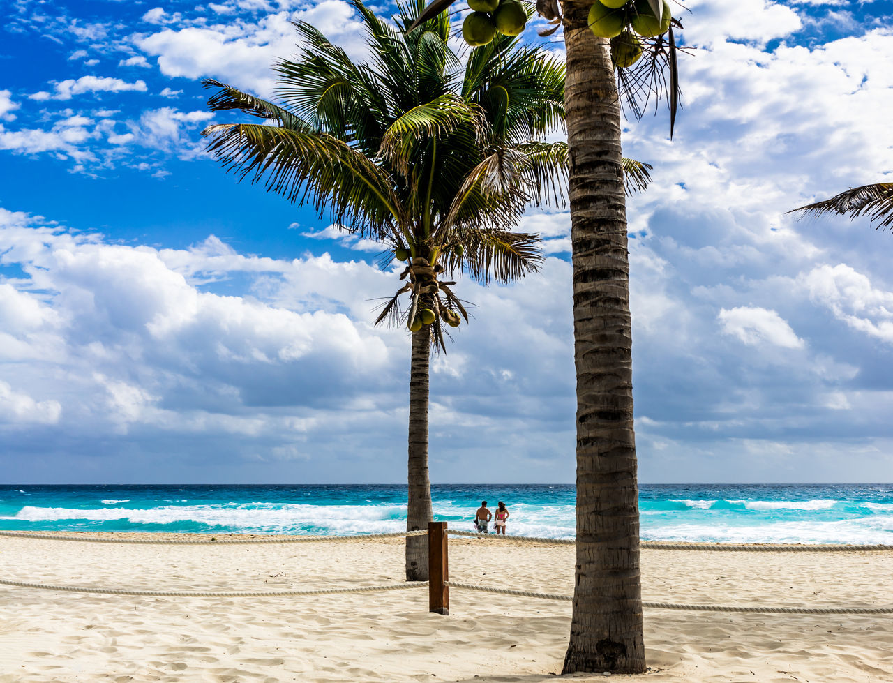 Beautiful stock photos of mexico,  Beach,  Beauty In Nature,  Blue,  Cancun