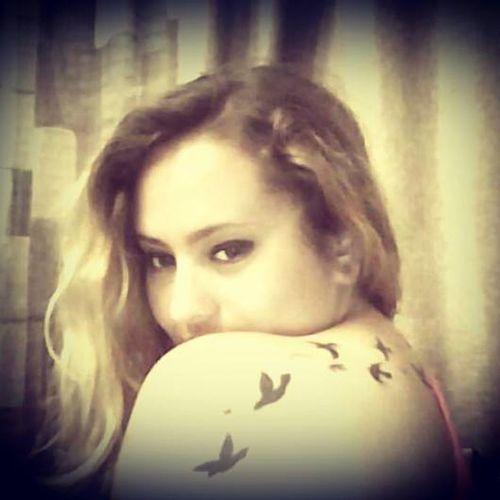 birds That's Me Tattoo Birds