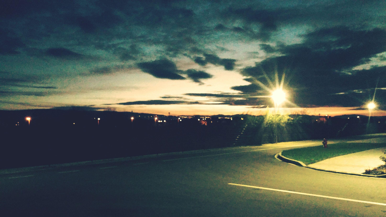 Evening night :) - Cluj-napoca