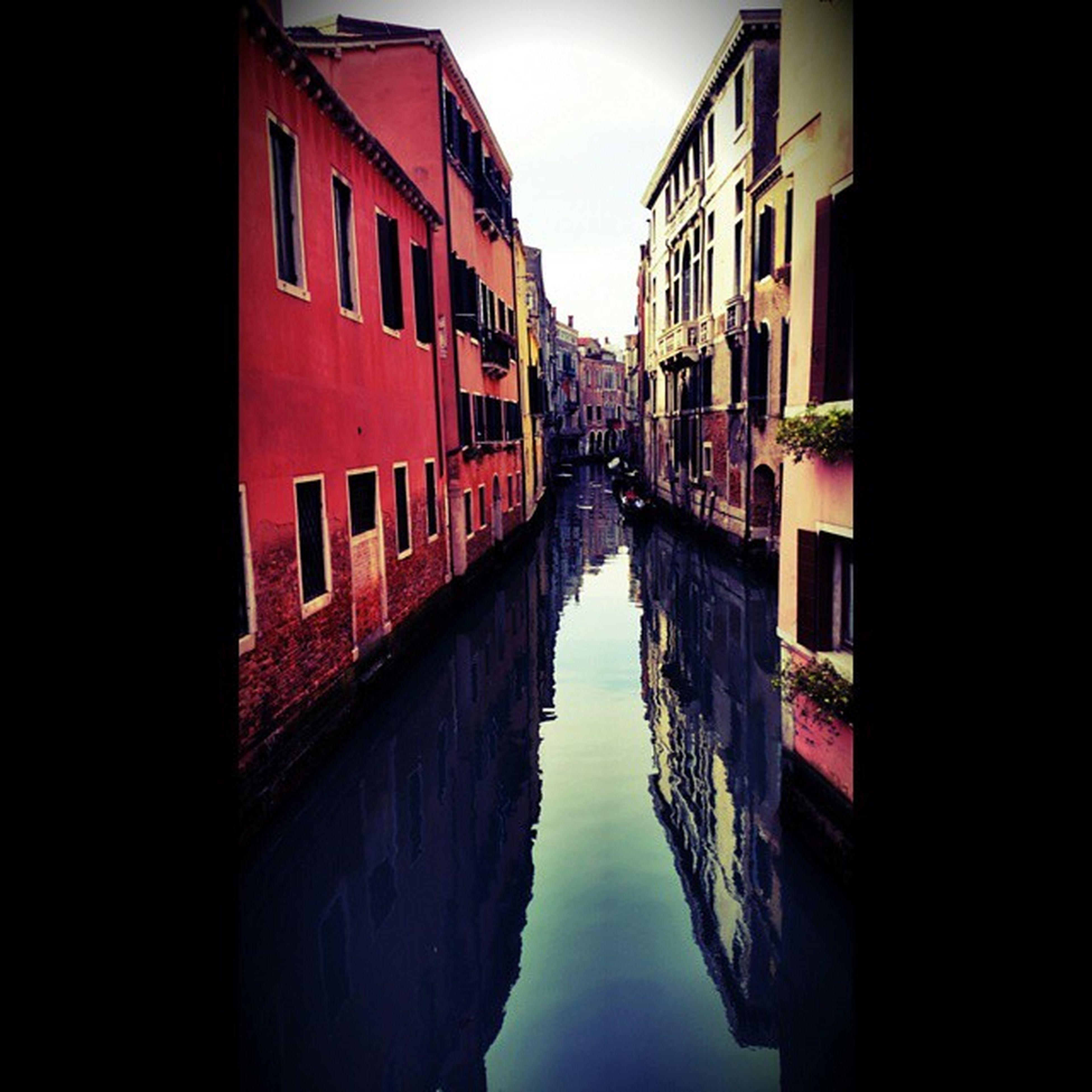 Venice Carnevale Sanvalentino Canareggio Colori Riflessi