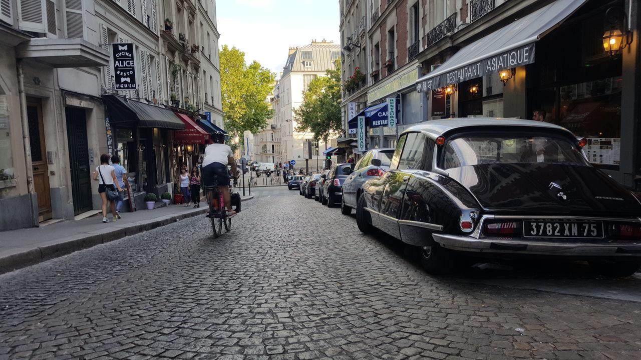 Montparnasse, Paris Street