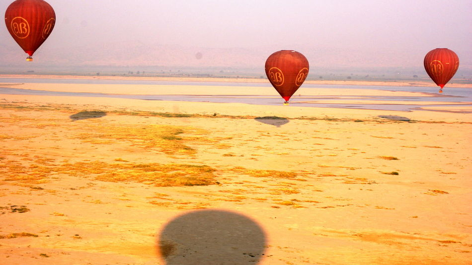 Beautiful stock photos of balloon, Beach, Beauty In Nature, Day, Flying