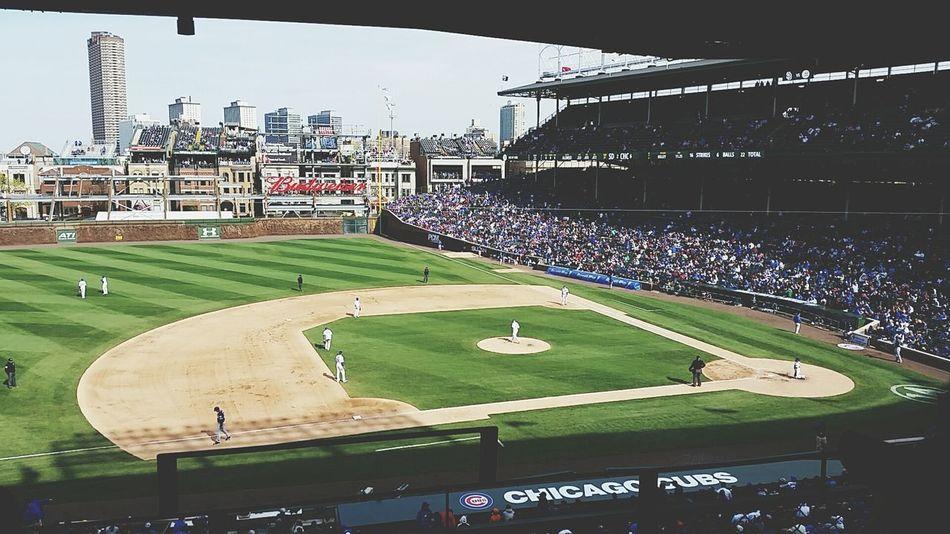 ⚾🐻Gocubsgo Wrigleyfield Skybox Chicago