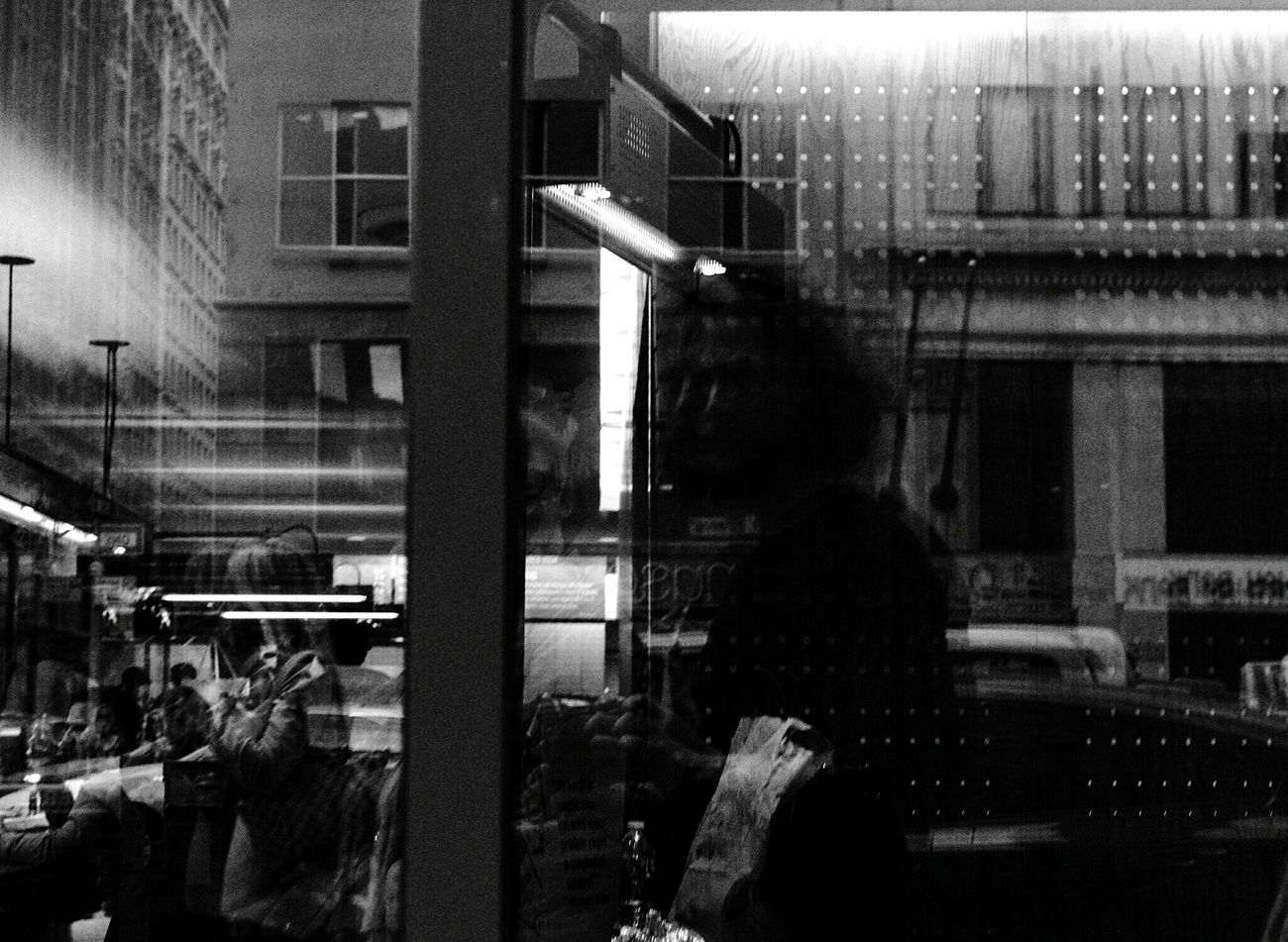 Window Streetphotography EyeEm In NYC 2015 Light And Shadow Black And White