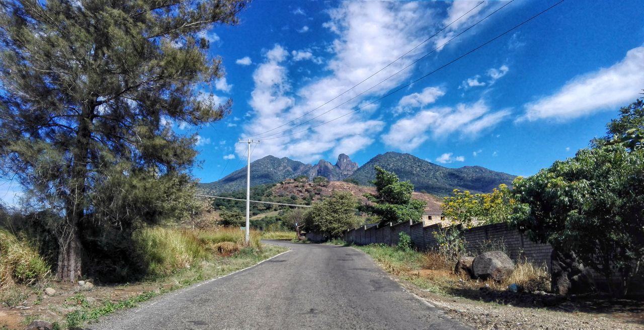 Cerro de sangüangüey. Nayarit
