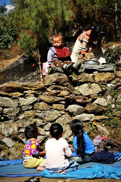 Enjoying Life Hello World Pray For Nepal Secret Garden Nepal
