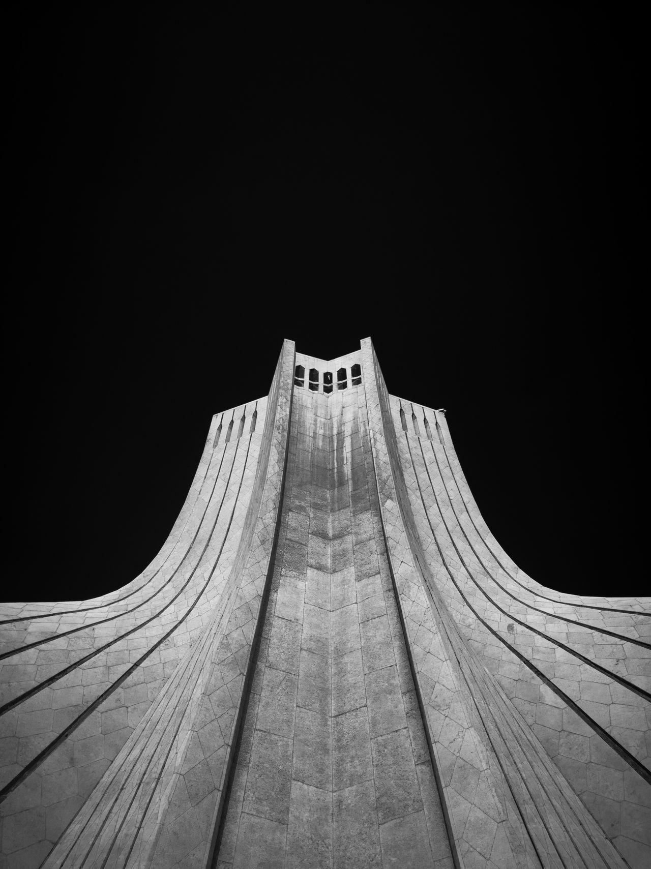 Azadi sq Tehran, Iran