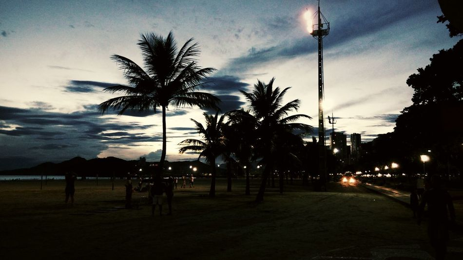 Santos Praia..