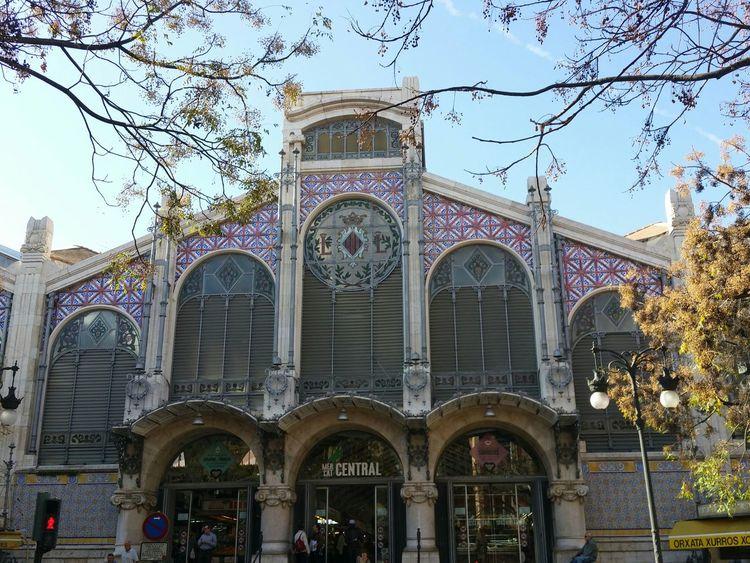 Mercado Central De Valencia. Relaxing Taking Photos Enjoying Life Popular Photos Valencia, Spain