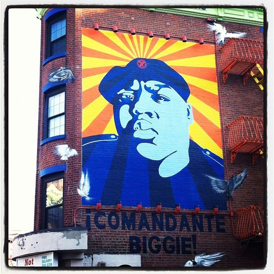 #brooklyn #bk #ny #nyc #biggie #notoriousbig #eastcoast #rap #hiphop #graffiti #wallart #streetart #murialart #art #urban #street #city #cheguevara #popular #90s #classic #itwasalladream #iphone #iphonography #instagram #statigram #photooftheday #picofthe Cool 30likes Classic Biggie  NY Murialart Popular Notoriousbig HipHop Itwasalladream Brooklyn Cheguevara Photooftheday Instagram Street Wallart NYC Picoftheday IPhone Rap Graffiti Eastcoast City Iphonography Streetart Bk Urban 90s Art Statigram
