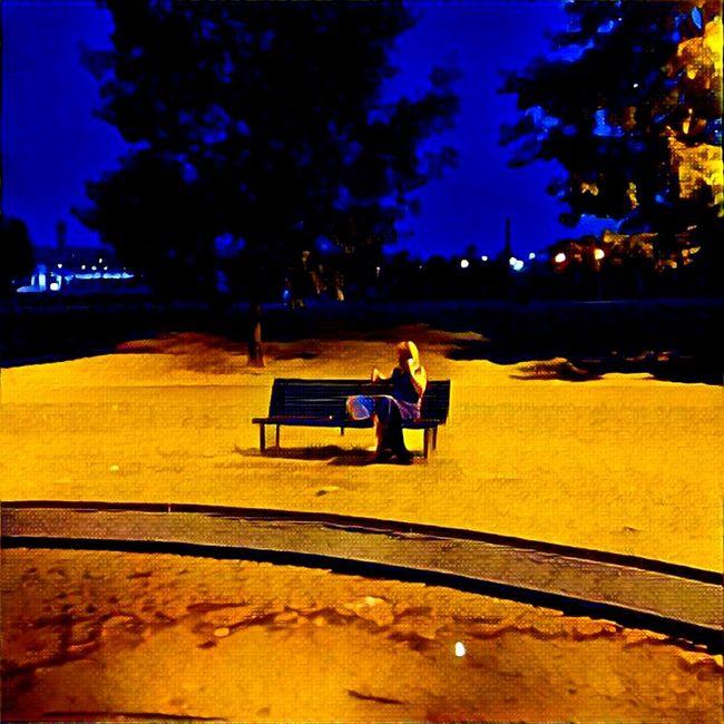 Nightphotography Tranquility Prisma