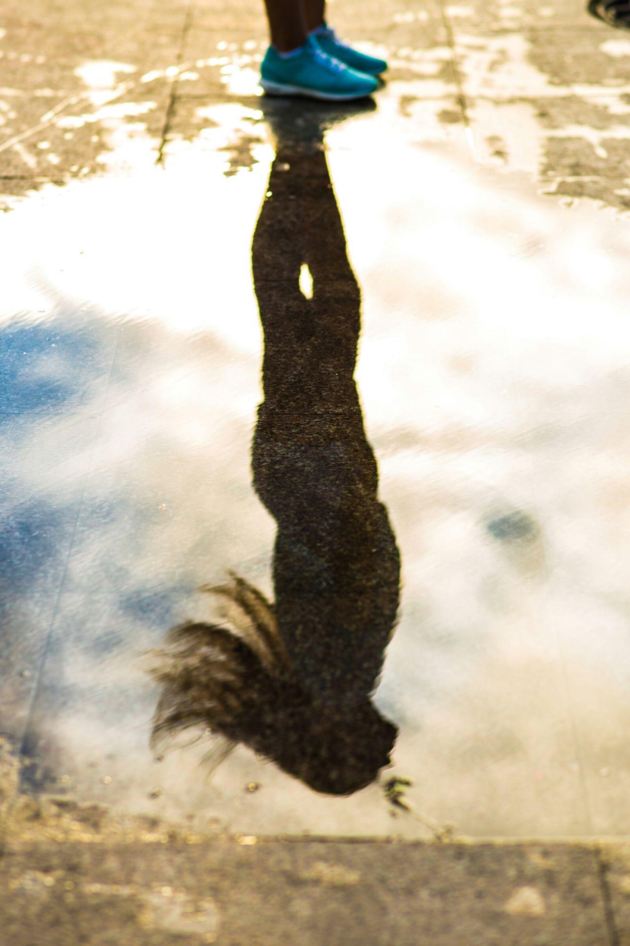 Creative Light And Shadow Gerl Russian Butiful
