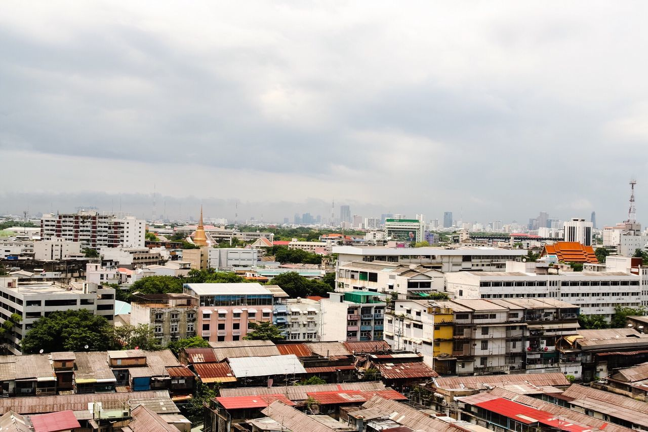 Overviewing Bangkok Thailand OverviewPoint