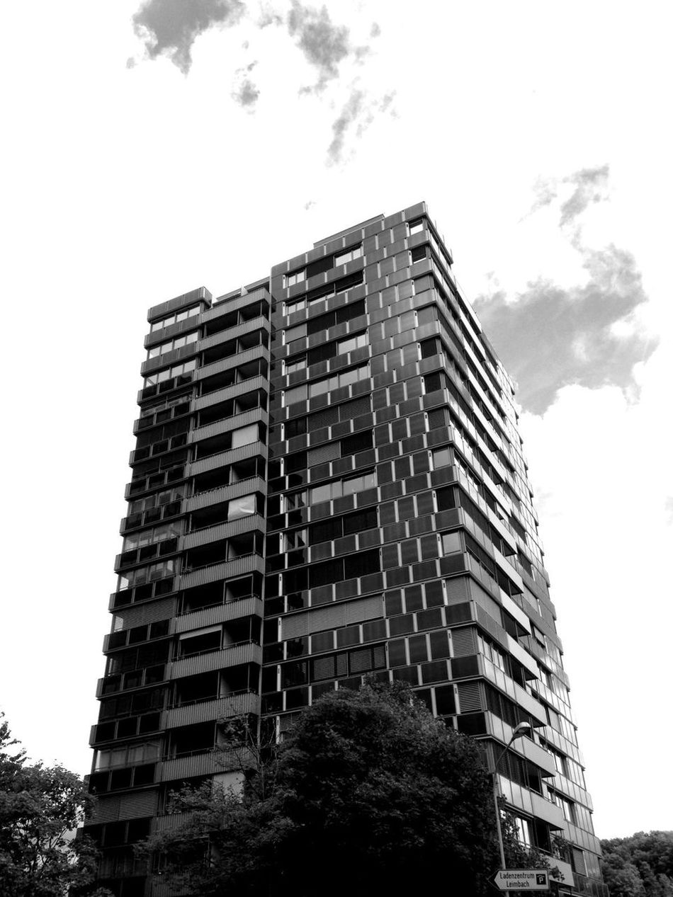 Architecture Blackandwhite Zürich