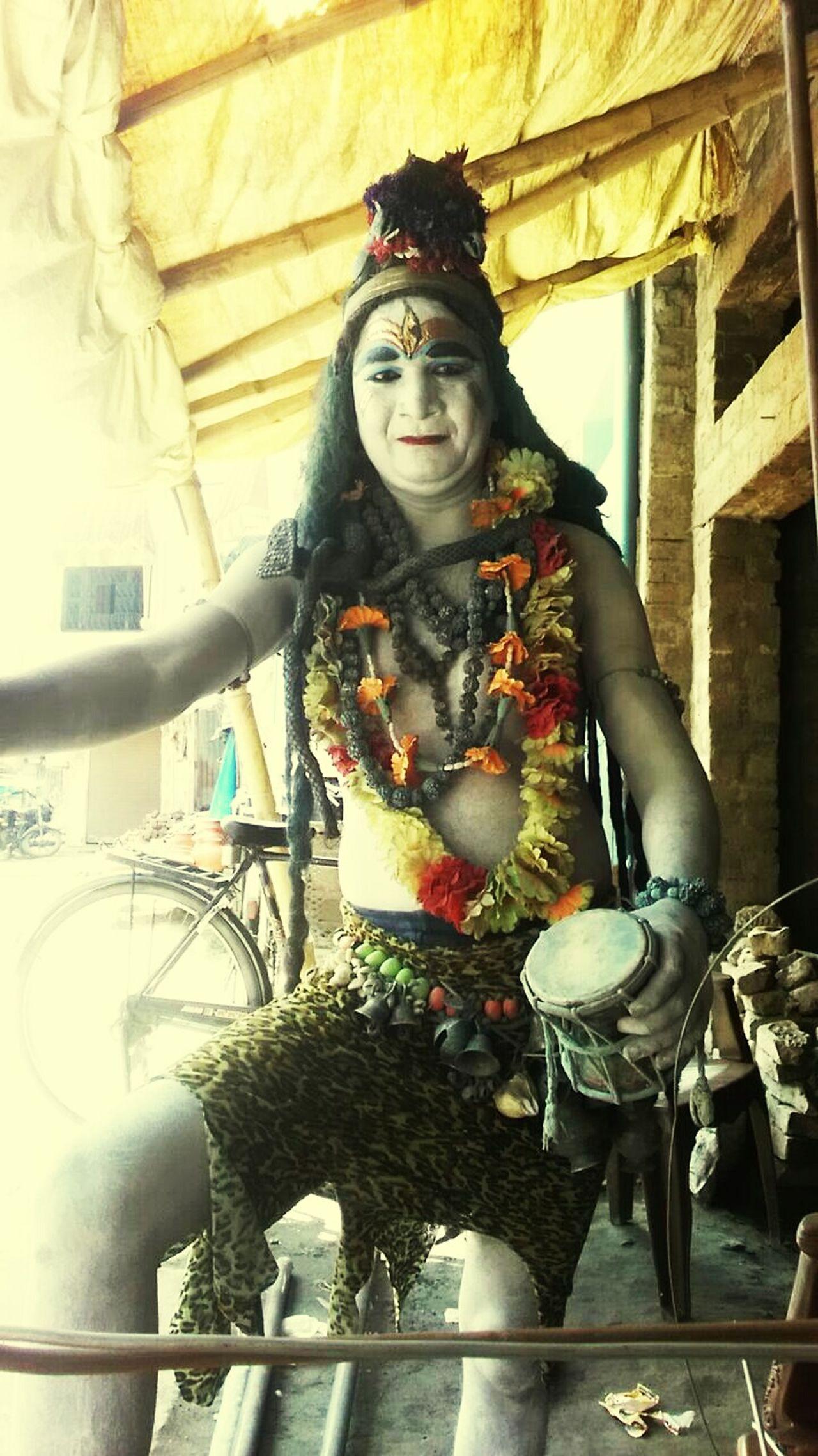 "The God of Hindus""Shiva"" First Eyeem Photo"