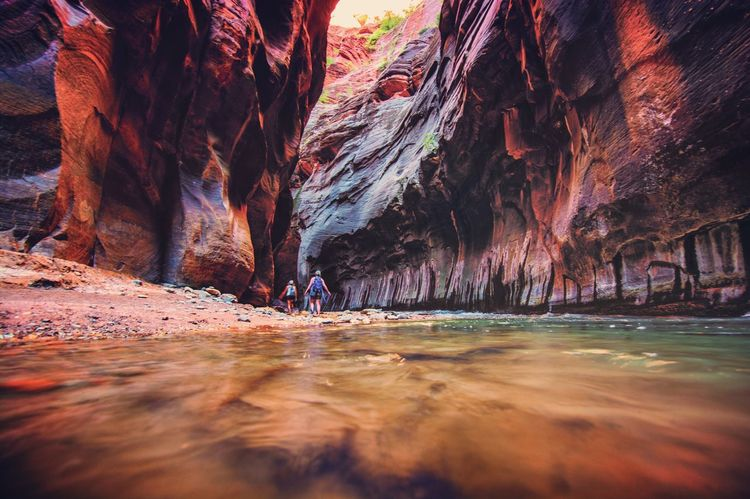 The Narrows Zion National Park Adventure