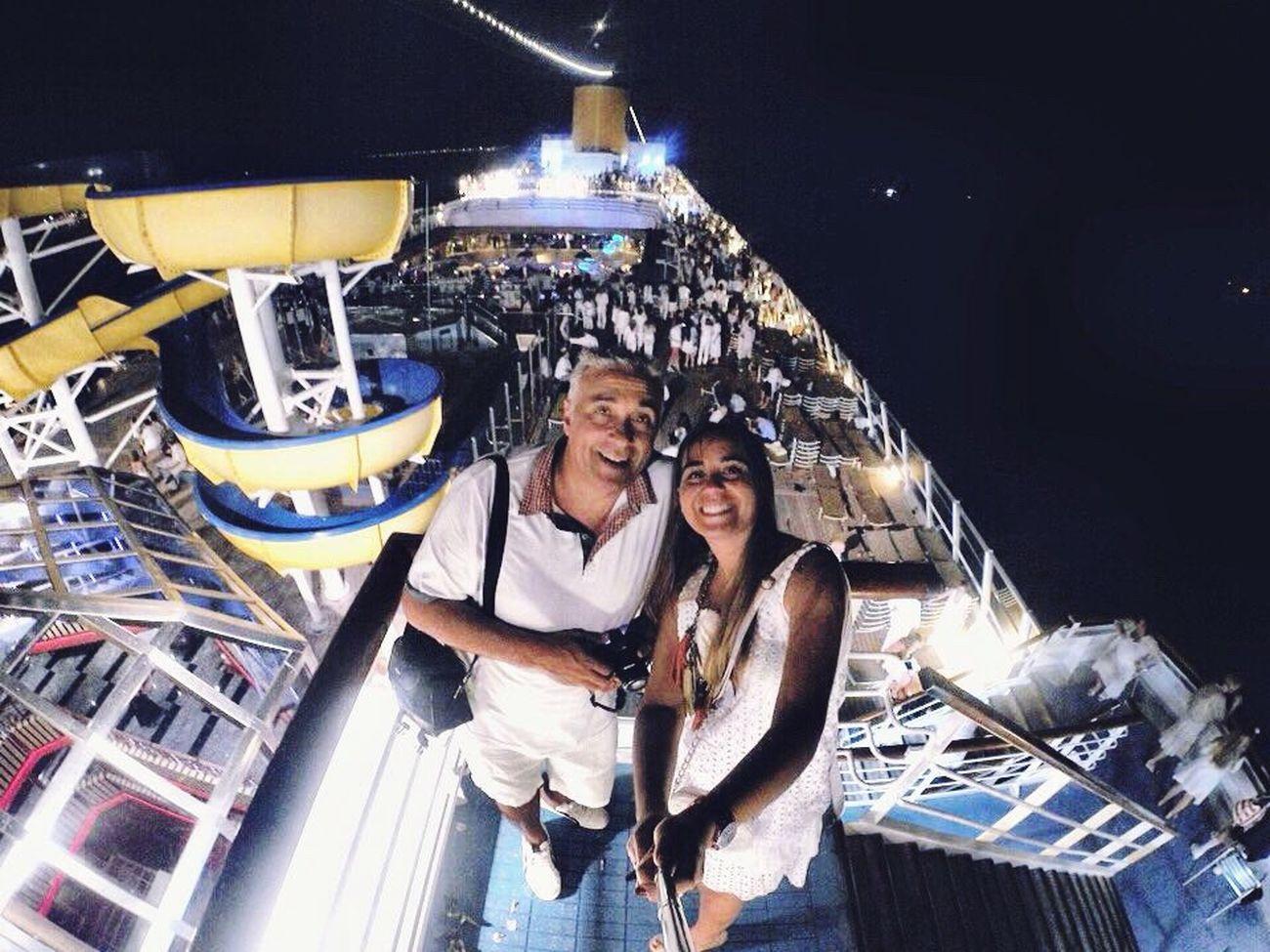 Feel The Journey Cruise Hollidays Brazil NewYear Taking Photos Photooftheday Photography