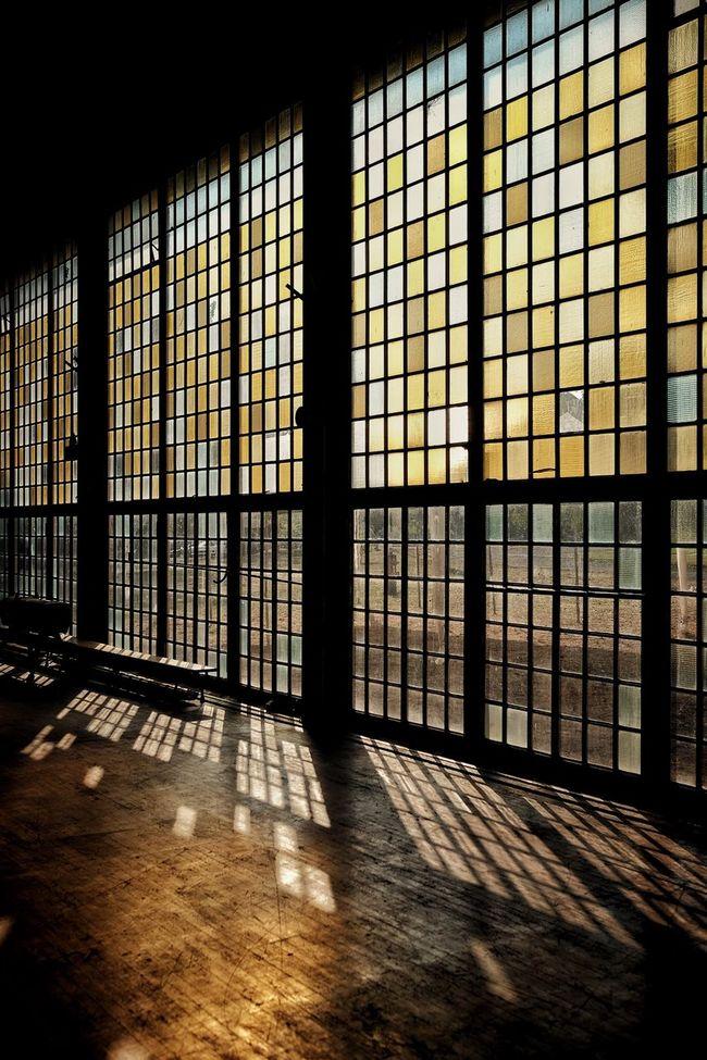 Window Indoors  Empty Sunlight Shadow Architecture Flooring Day Interior Geometric Shape No People Berlin Abandoned Places Shadows & Lights FUJIFILM X-T1