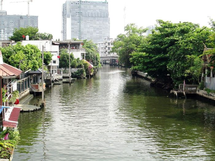 Taking Photos Khlong Dan Phasricharean,Bangkok. Silhouettes Of A City Thailand_allshots EyeEm Thailand .
