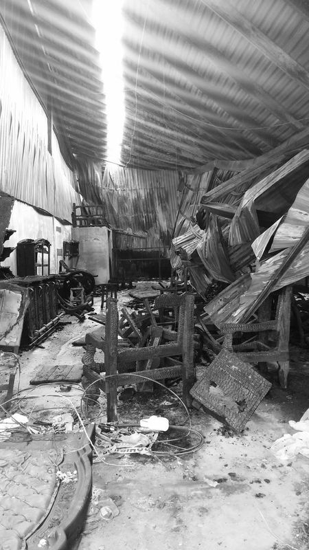 Monochrome Photography Burned House Burned Building Burned House Stuff Burned Objects Abandoned Places Abandoned Buildings