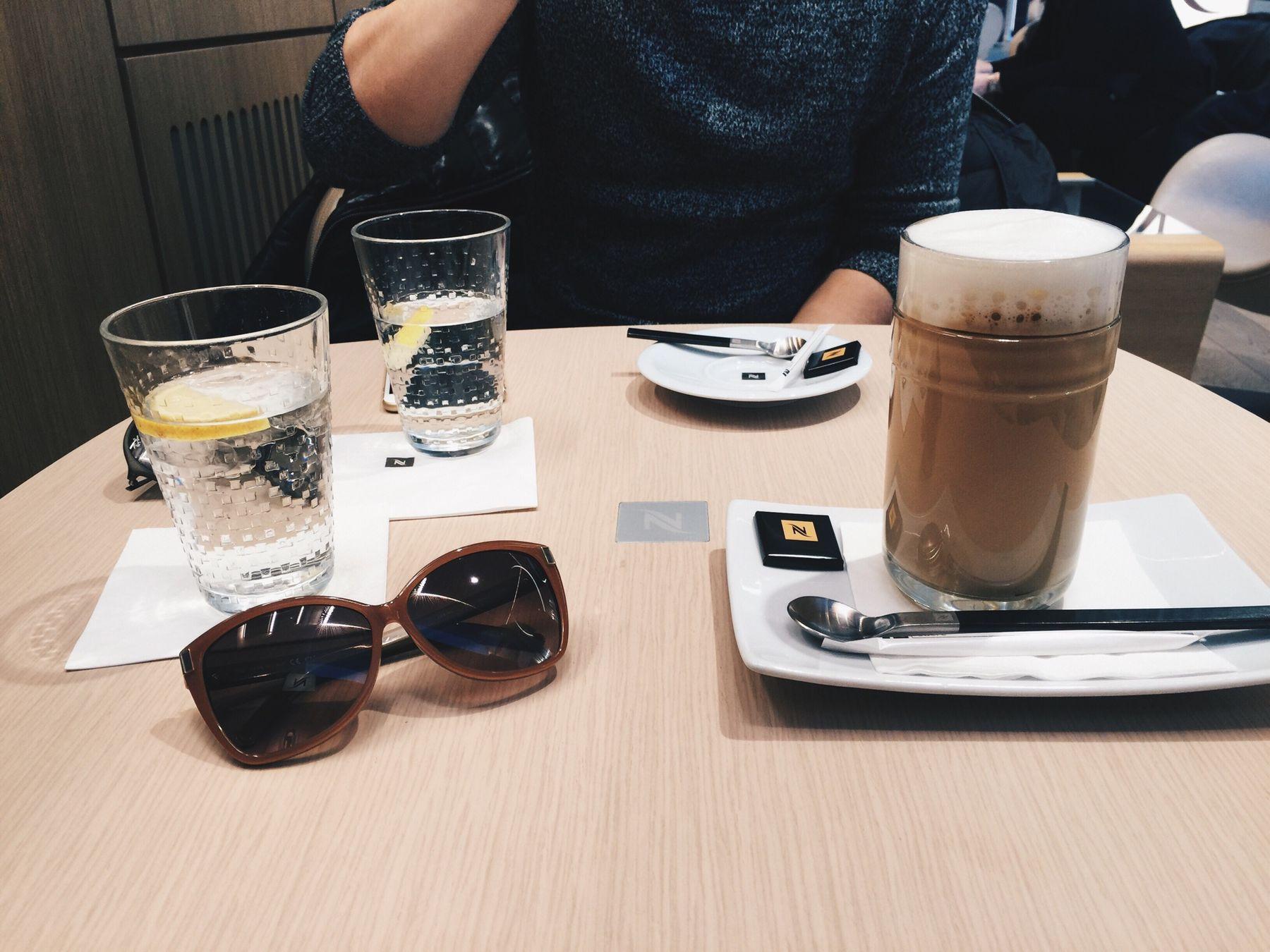 Nespresso Time with hubby, Espresso Dulce Le Leche Coffee
