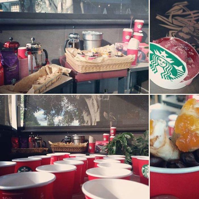 Así se empieza un sábado Cata Cafe Coffee StarbucksMexico
