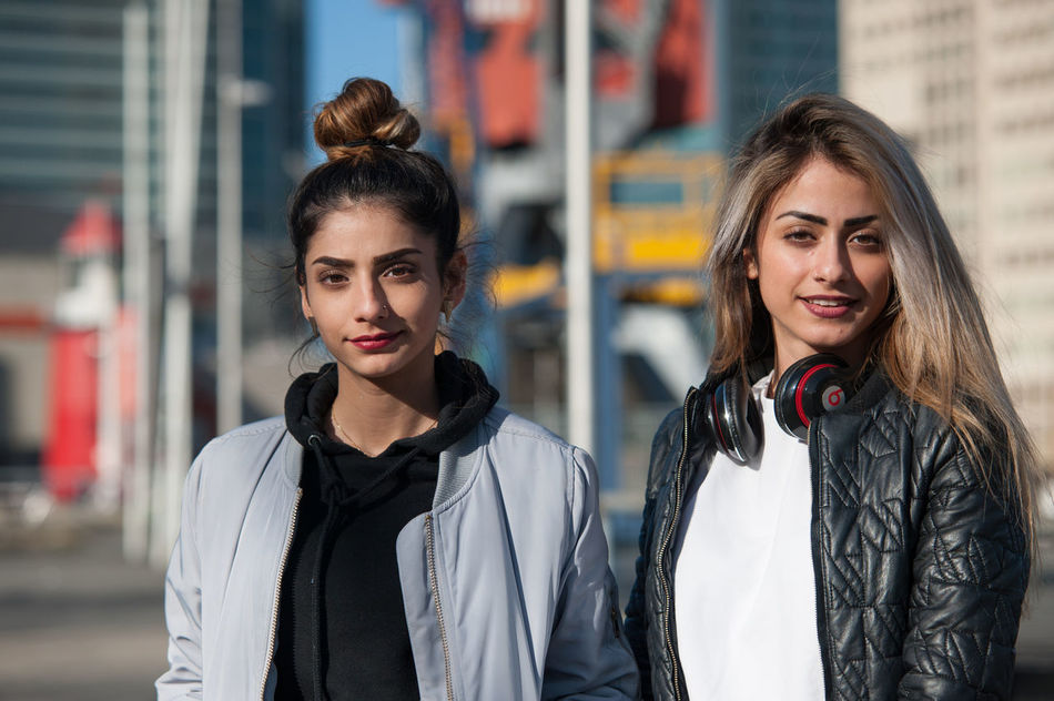 Yalda & Nilab Beautiful People Beautiful Woman Beauty City City Life Communication Commuter Females Friendship Lady Lifestyles Only Women Outdoors People Togetherness Two People Women Young Adult Young Women Youth