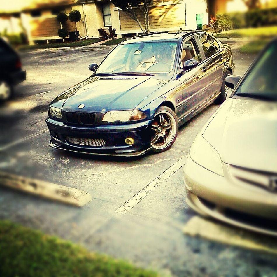 Meet the hoe my BMW