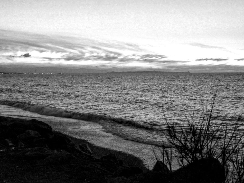 Nature Sky Sand Beach Beauty In Nature Landscape Water Tranquility Day Cloud - Sky Sea Tranquil Scene Bnw Canon_bw Canon_offical Canon_camera Canon_shoot Canon_photos Canon1100d Amateurphotography CanonphotographyHorizon Over Water Wave Beauty In Nature Canoneos1100D