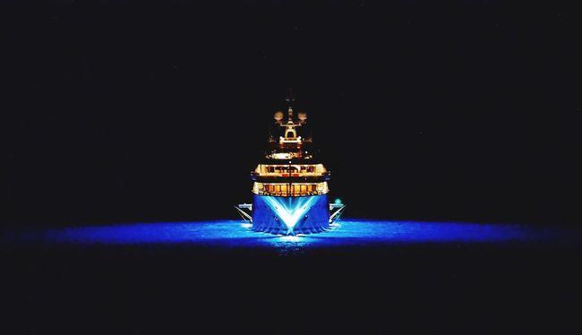 night light Eye4photography  Ship night light Sea