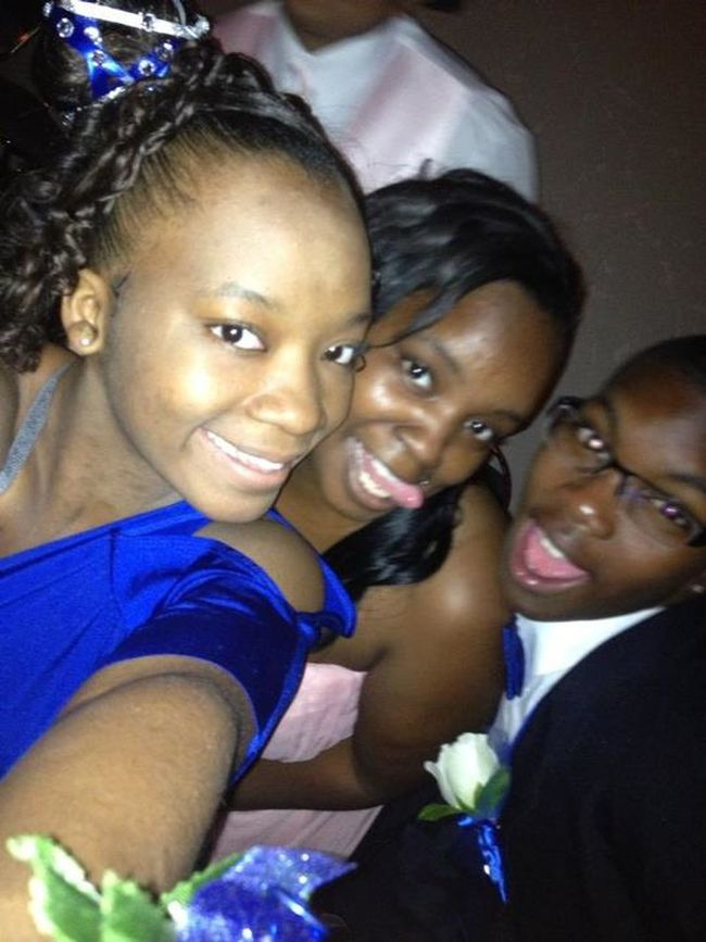 Hanging Out Prom Fresh Turn Up Prom 2013