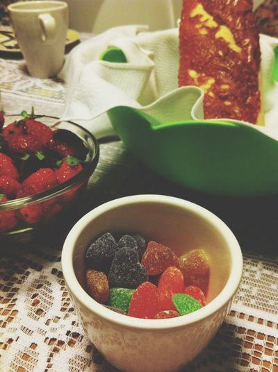 Coffe Time Jujuba Strawberry