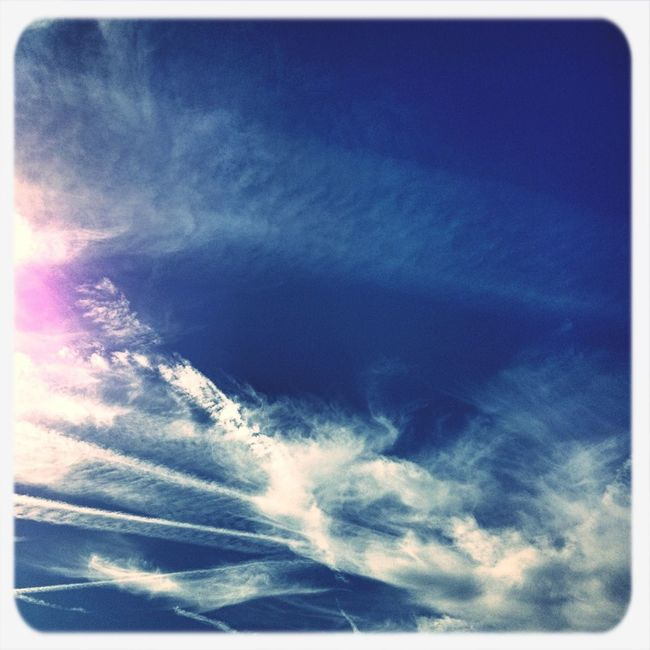 Skyporn Blue Fresh Summer