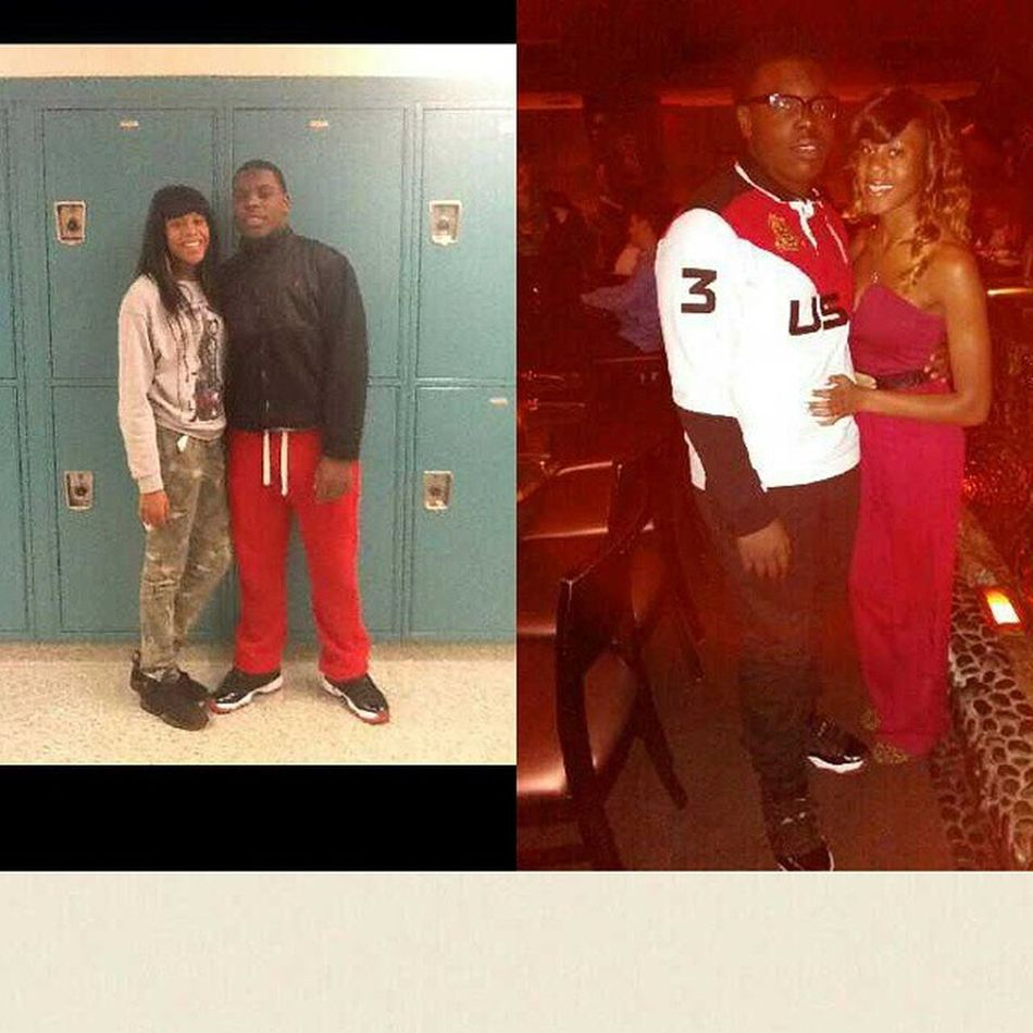 TransformedTuesday Glowup freshman year to senior year. I love this kid . we basically matured with each other . teens to adults. Loml  Foreverandalways