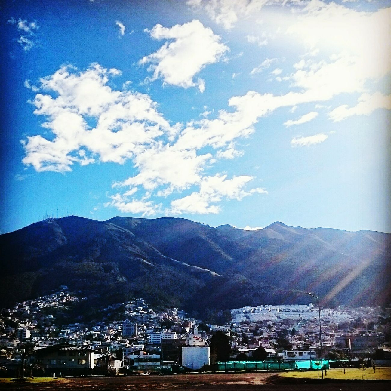 QuitoEcuador QuitoBonito Quito Ecuador Miciudad Mycity Sun Sky Inmybike Clouds First Eyeem Photo