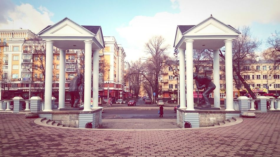 Favorite City Парк Гагарина Park Urban Park Urban Nature The Architect - 2016 EyeEm Awards