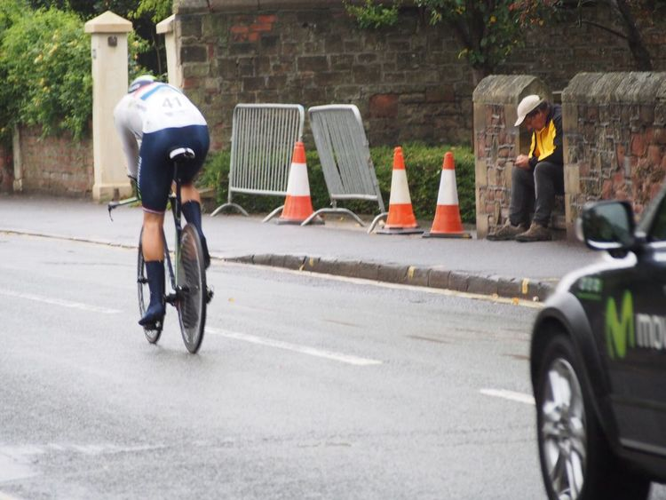 Alex Dowsett Moviestar Time Trial Tour Of Britain Tob2016 Bristol Time Trialling Sports