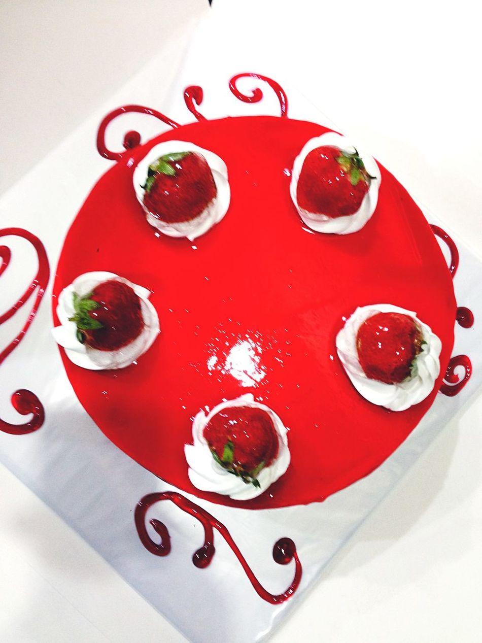 Pasta Cake çilek Cilekli çilekaşkı çilekli Pasta Strawberry Strawberries
