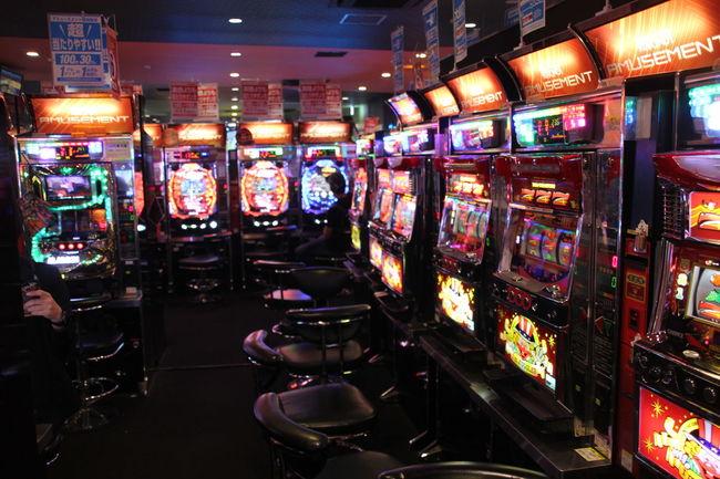 OSAKA Dōtonbori Pachinko Japan Gambling Slots All The Neon Lights Ultimate Japan Internet Addiction
